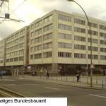 1. Bundesbauamt, Warschauer Straße 5