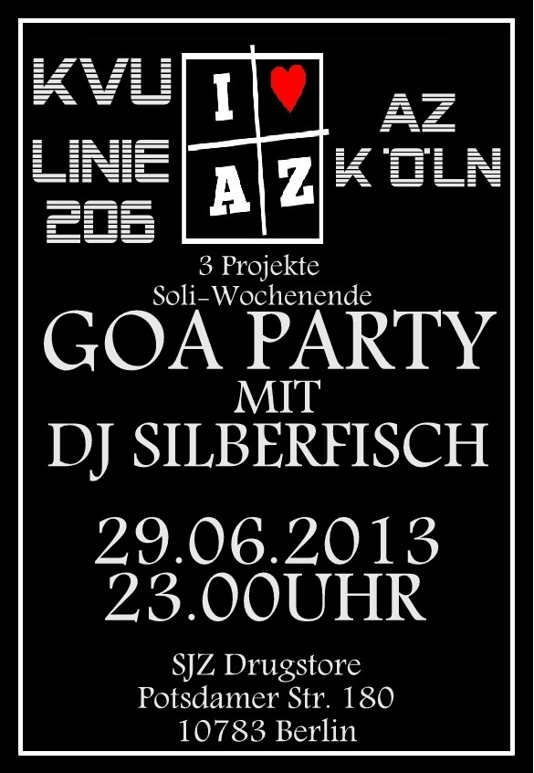 SOLI PARTY 29.06.2013