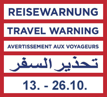 "Travel Warning EU - EU wide Police Operation ""Mos maiorum"" from 13th-26th Oct 2014"